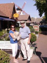 Patty & Craig in Solvang