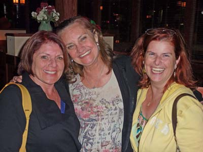 Patty, Pat Sibley, Jo after Wizard of Oz play