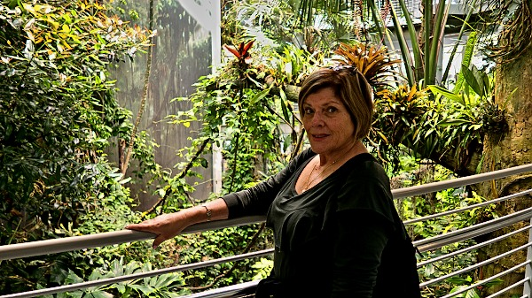 Patty in Rainforest