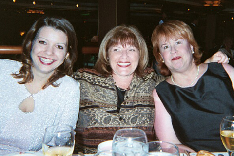 Sherry, Patty, & Ellen