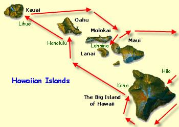 Hawaiian Islands Cruise - Hawaiian islands cruise