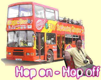hop-on-hop-off bus