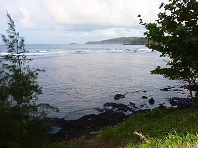 Kilauea Point & Island view from the west