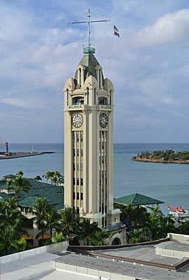 Honolulu Aloha Tower