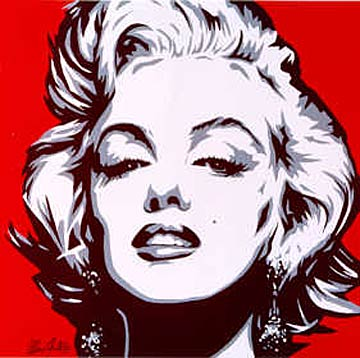 Marilyn by Alison Lefcort