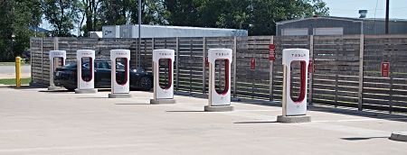 Superchargers in Shamrock