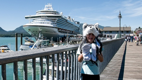 Returning to the Emerald Princess